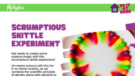 Scrumptious Skittle Experiment
